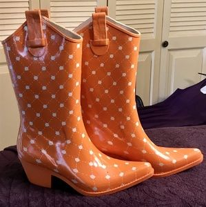 Stadium Stompers cowgirl boots